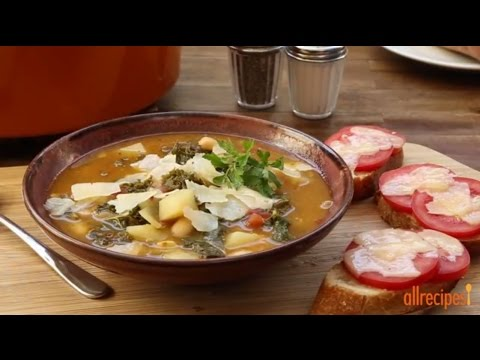 Vegetarian Recipes – How to Make Kale Soup
