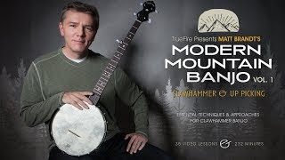 Modern Mountain Banjo