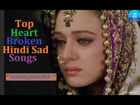 Video Top Superhits Heart Broken Bollywood Hindi Sad Songs Jukebox Hindi Songs download in MP3, 3GP, MP4, WEBM, AVI, FLV January 2017