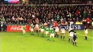 Rugby Union 1999 Ireland Vs USA At Dublin Part 7.