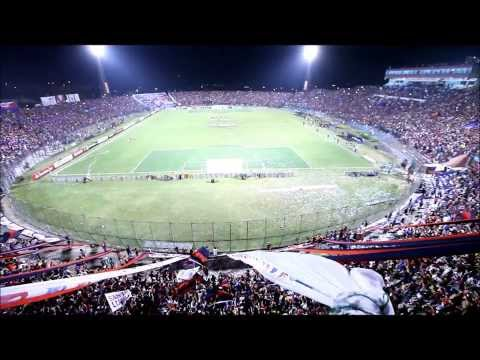 La Mejor Hinchada del País.HD. Sudamericana 2013. - La Plaza y Comando - Cerro Porteño