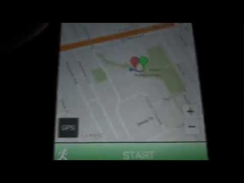 Video of JogTracker Pro
