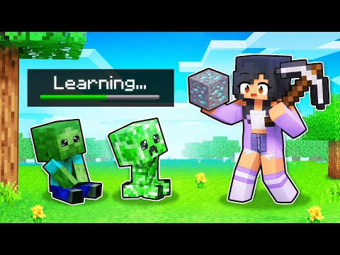 Our Mobs go to MONSTER SCHOOL in Minecraft!