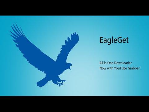 شرح تحميل+تتبيت برنامجeagleget بديل لinternet download manager
