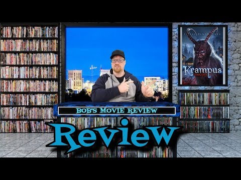 Krampus Origins Review (2018) - Horror