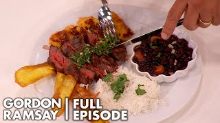 Amateur Cooks Battle To Show Off Their Best Steaks | Culinary Genius by Gordon Ramsay
