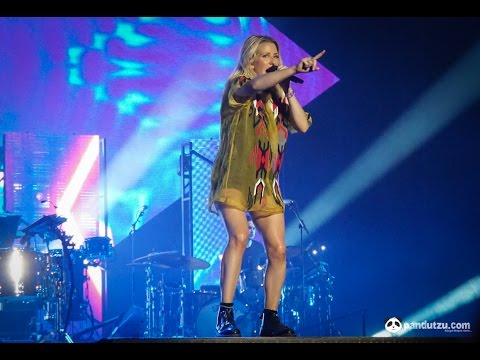Ellie Goulding - Your Song (Elton John Cover) [Live at Sziget Festival - 13.08.2015)