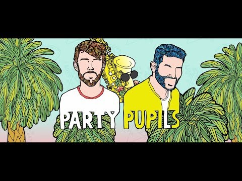 Party Pupils - Sax On The Beach (Lyric Video)