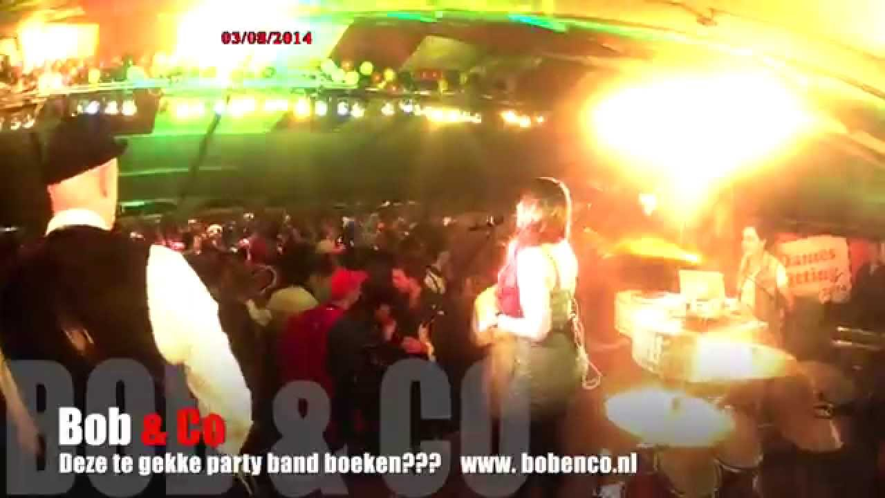 Bob&Co The Band doet Anoek