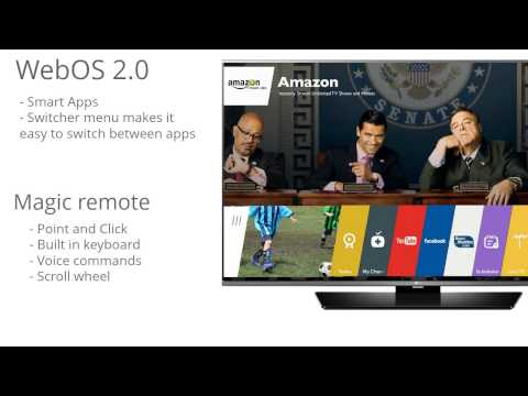 LG Electronics 40LF6300 40-inch 1080p Smart LED TV Review
