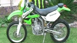 7. Kawasaki KLX300R Overview