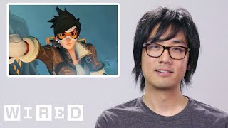 Video Every Overwatch Hero Explained by Blizzard's Michael Chu | WIRED MP3, 3GP, MP4, WEBM, AVI, FLV September 2018