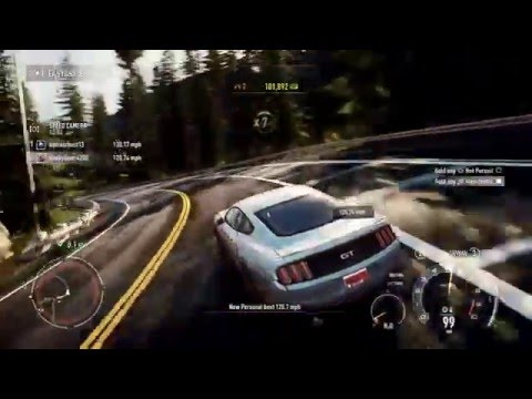 Need for Speed: Rivals - Here I go again (on my own)