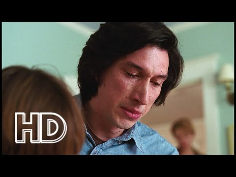 Marriage story (2019) - Ending scene Sad & emotional performance by Adam Driver