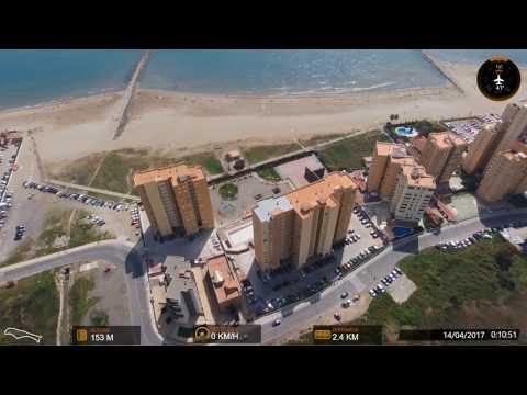 Marjal El Puig con BEBOP 2 con SKYCONTROLLER 2