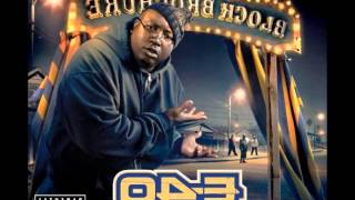 E-40 - I'm On His Top
