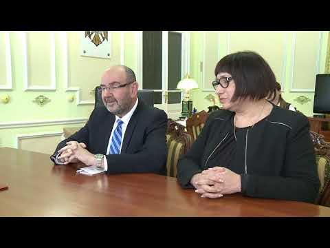 Președintele țării a avut o întrevedere cu Ambasadorul Statului Israel în Republica Moldova