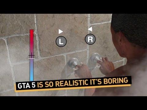 GTA V Review: So Realistic It's Boring!