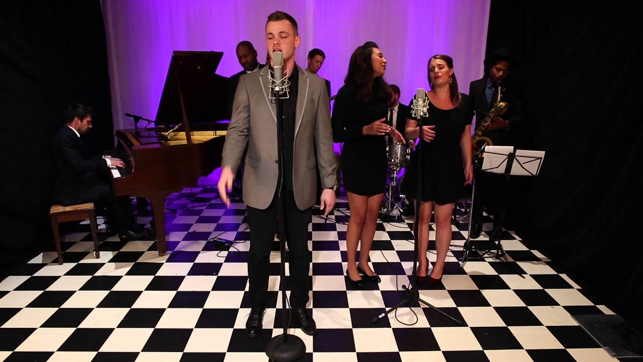 Never Gonna Give You Up – Vintage Soul Rick Astley Cover ft. Clark Beckham – PMJ Rickroll