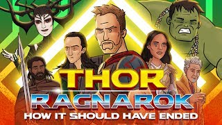Video How Thor Ragnarok Should Have Ended MP3, 3GP, MP4, WEBM, AVI, FLV September 2018