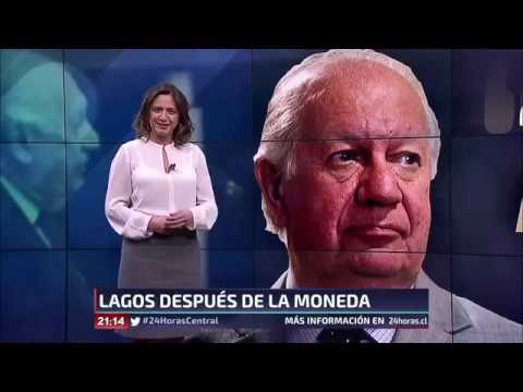 ¿Qué hizo Ricardo Lagos al dejar La Moneda?