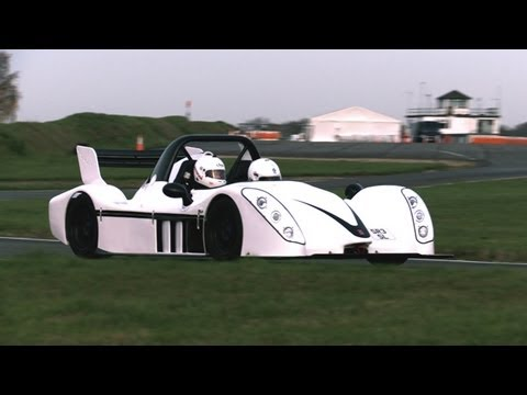 Radical - This record-breaking Radical SR3 SL (SL meaning Street Legal) is one of the most exciting vehicles we've ever tested. It's also the fastest, managing to smas...