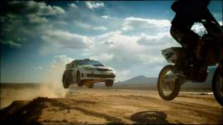 Ken Block в передаче Top Gear (music by Superbarrio)