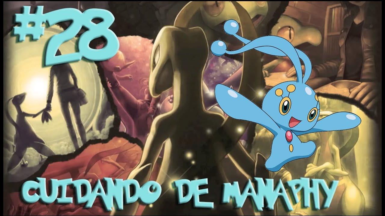 Ver Pokémon MM exploradores de la oscuridad – capítulo 28 / Cuidando de Manaphy en Español Online