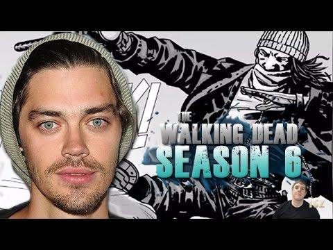 The Walking Dead's Best Fighter - Season 6 Second Half - Who is Paul 'Jesus' Monroe?