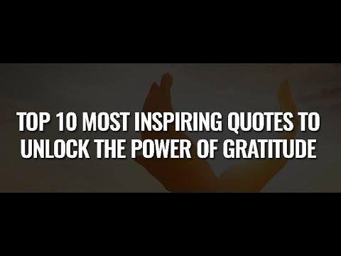 Thank you quotes - Top 10 Inspirational Quotes that will change your life - Best Motivational Quotes