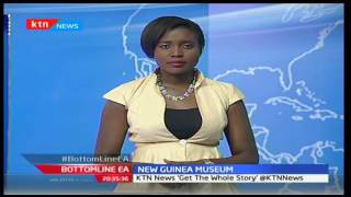 BottomLine East Africa: A girl's refuge at Kakuma camp, 23/09/16 Part 2