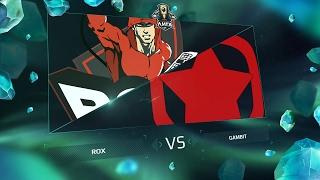ROX vs GMB - Неделя 3 День 1 / LCL