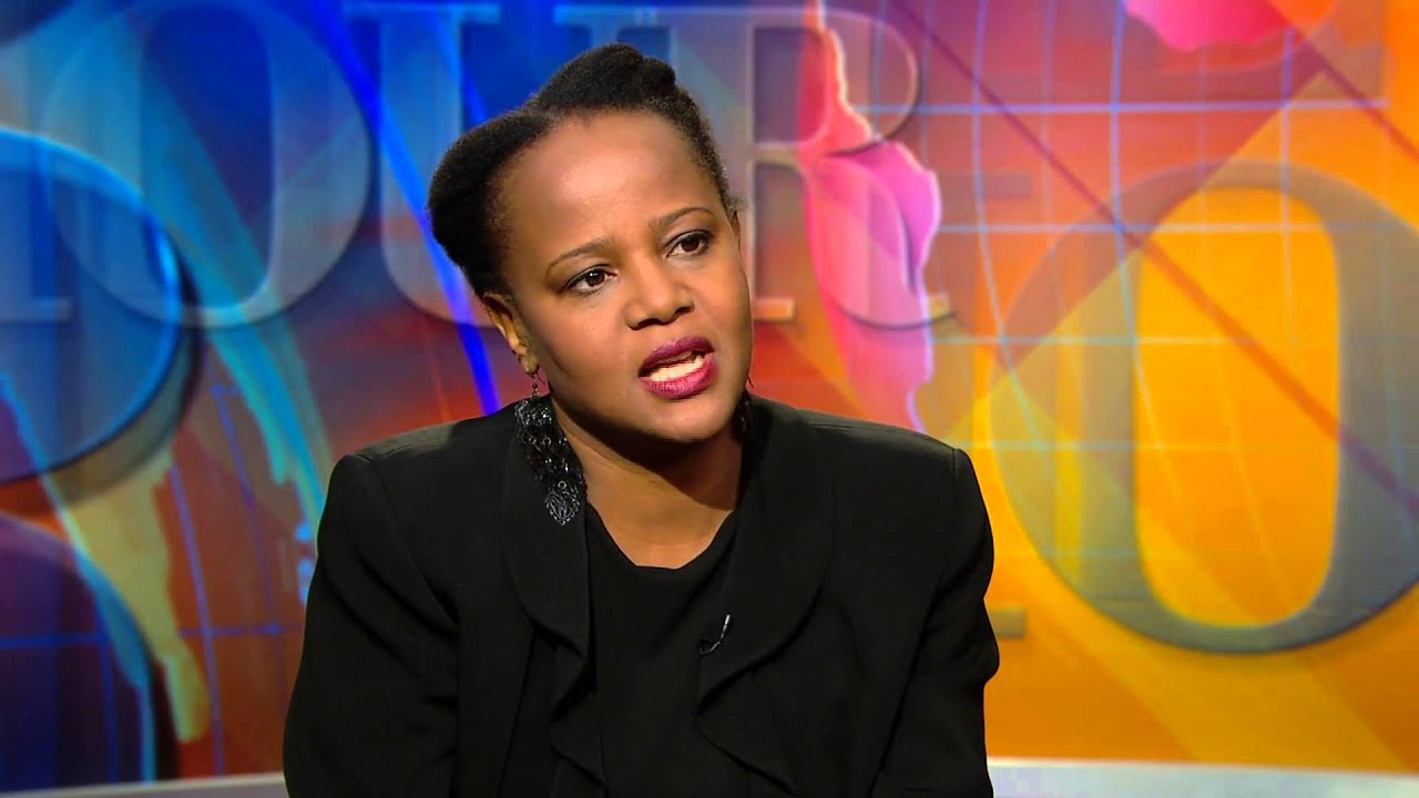 Edwidge Danticat on PBS NewsHour