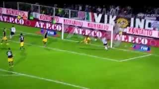 Gol Rodriguez Cesena-Parma 2014-2015