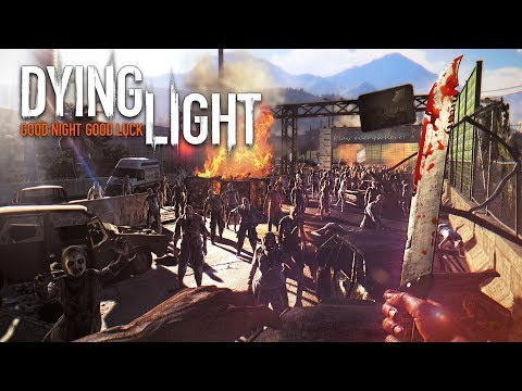 ZOMBIE APOCALYPSE!! (Dying Light)