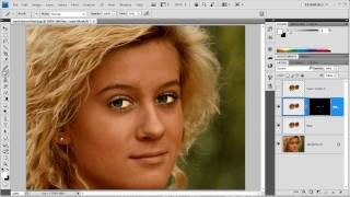 Make Eyes Look better with Photoshop