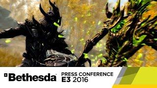 Fallout 4, Fallout Shelter, Skyrim Special Edition Official E3 2016 Trailer by GameSpot