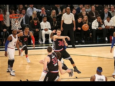 NBA All-Star Weekend Top 10 Plays: February 15th