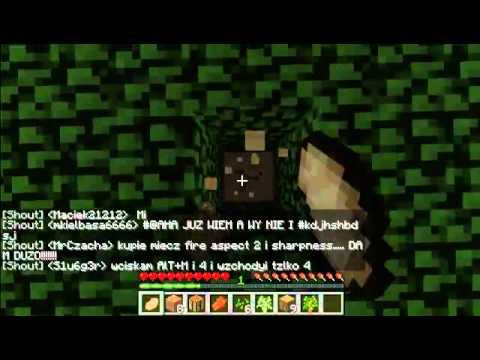 Minecraft Hardcorowo skkf odc1- Straszny początek