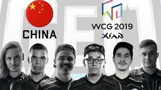 GeO eSports na WCG 2019 - China, Xi´an! by Pokémon GO Gameplay