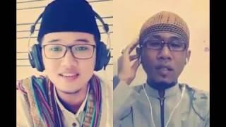 Video Smule Hasbi Santri Merdu Tampan duet Qomarun قمر سيدناالنبي MP3, 3GP, MP4, WEBM, AVI, FLV Juli 2018