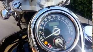 5. 2006 Kawasaki Vulcan 1500 Classic
