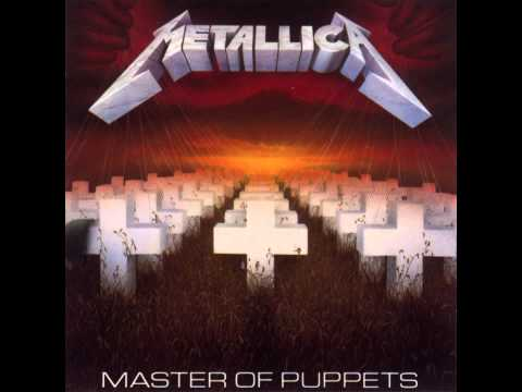 "metallica - ""master of puppets"" (1986)"
