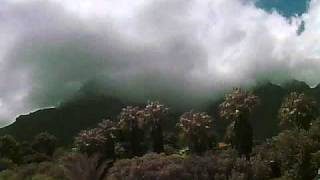 Timelapse Video - Table Mountain - 04/12/2010