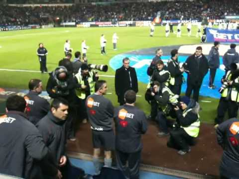 Bolton 1 - 0 Burnley (Enero 2010)