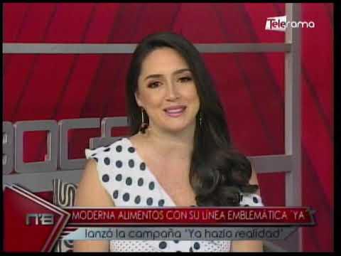 """Moderna Alimentos con su línea emblemática Ya lanzó campaña """"Ya hazlo realidad"""""""
