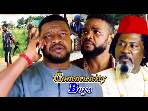 Community Boys Season 1 & 2 - ( New Movie ) 2019 Latest Nigerian Movie