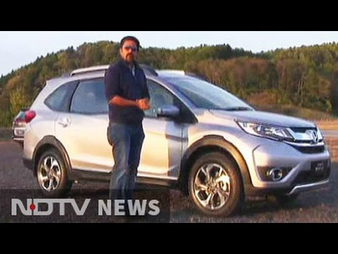 First look: Honda BR-V Compact SUV