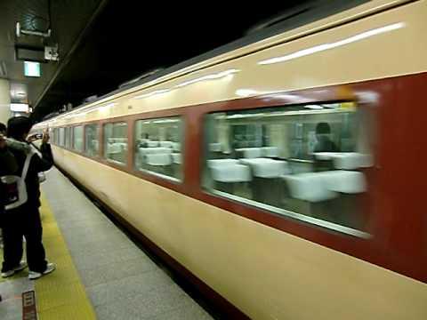 489系 東京ディズニーランド臨時列車 東京駅発車