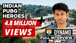 Indian Heroes of PUBG | Episode 3: Dynamo Gaming | Aditya Sawant | First Interview